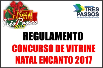 regulamento natal encanto 2017